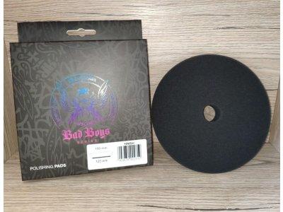 Mäkký čierny finišovací pad Finish Bad Boys 125/150mm